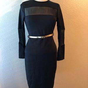 Dresses & Skirts - Long sleeve black dress